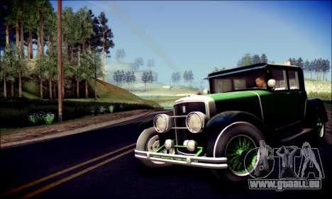 Albany Roosevelt (GTA V) pour GTA San Andreas laissé vue