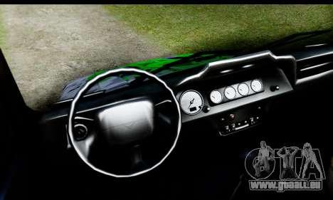 UAZ hunter 315195 für GTA San Andreas rechten Ansicht