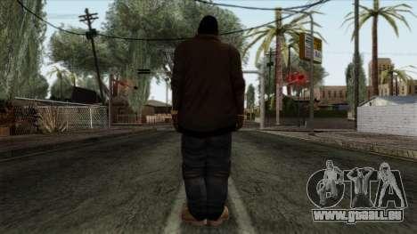 GTA 4 Skin 70 für GTA San Andreas zweiten Screenshot