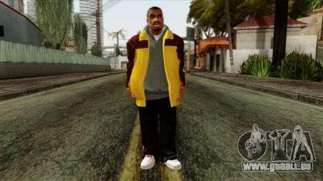 GTA 4 Skin 31 pour GTA San Andreas