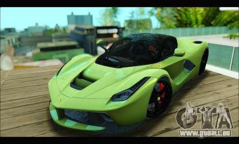 Ferrari LaFerrari 2014 pour GTA San Andreas