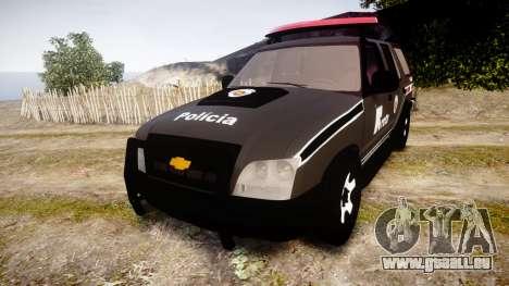 Chevrolet Blazer 2010 Rota Comando [ELS] pour GTA 4