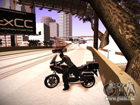 ENB v.14 für GTA San Andreas dritten Screenshot