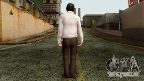 GTA 4 Skin 36 pour GTA San Andreas deuxième écran