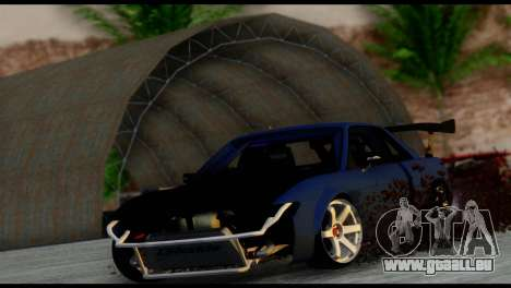 Nissan Silvia S13 DC Hunter pour GTA San Andreas