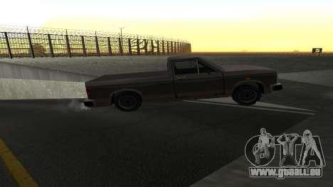 La nouvelle physique des machines pour GTA San Andreas cinquième écran