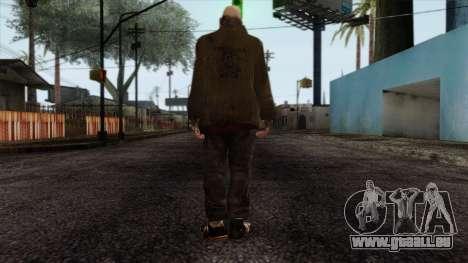 GTA 4 Skin 62 pour GTA San Andreas deuxième écran