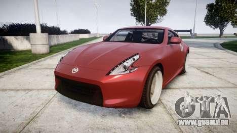 Nissan 370Z Stance pour GTA 4