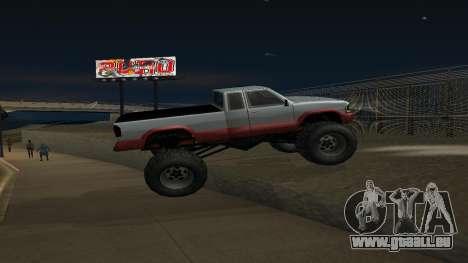 La nouvelle physique des machines pour GTA San Andreas