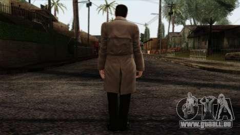 GTA 4 Skin 89 pour GTA San Andreas deuxième écran