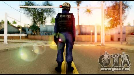 Counter Strike Skin 5 für GTA San Andreas zweiten Screenshot
