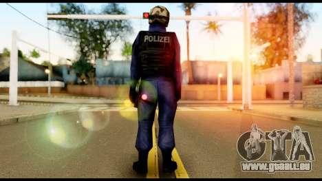 Counter Strike Skin 5 pour GTA San Andreas deuxième écran