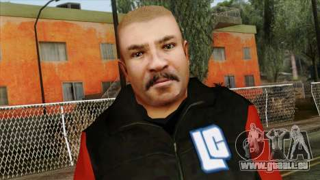 GTA 4 Skin 69 pour GTA San Andreas troisième écran
