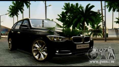 BMW 3 Touring F31 2013 1.0 für GTA San Andreas