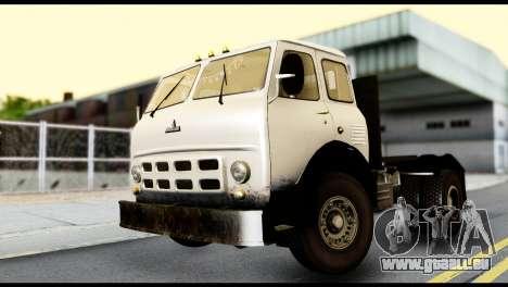 MAZ 504 pour GTA San Andreas