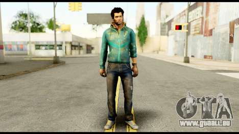 Ajay Ghale from Far Cry 4 pour GTA San Andreas