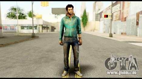 Ajay Ghale from Far Cry 4 pour GTA San Andreas