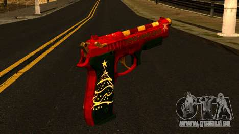 Noël Gun pour GTA San Andreas deuxième écran
