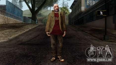 GTA 4 Skin 62 pour GTA San Andreas