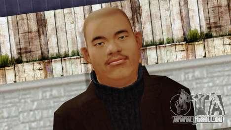 GTA 4 Skin 92 pour GTA San Andreas troisième écran