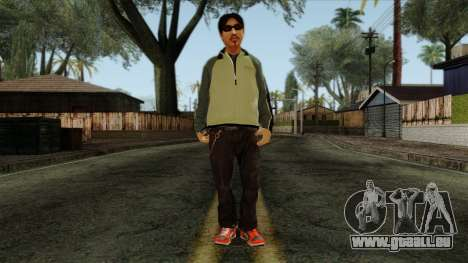 GTA 4 Skin 29 für GTA San Andreas