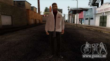 Doctor Skin 2 pour GTA San Andreas