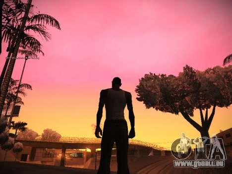 ENB v.14 pour GTA San Andreas sixième écran