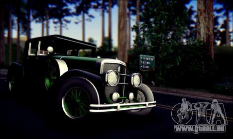 Albany Roosevelt (GTA V) pour GTA San Andreas