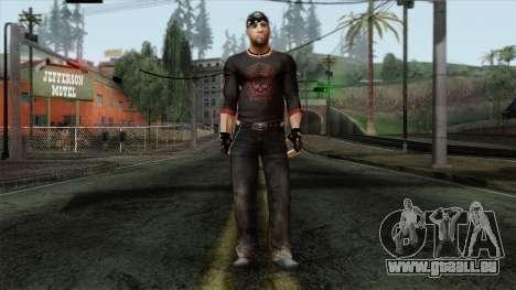 GTA 4 Skin 42 für GTA San Andreas