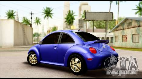 Volkswagen New Beetle für GTA San Andreas