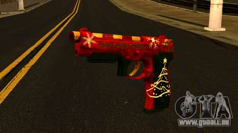 Noël Gun pour GTA San Andreas