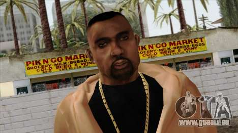 GTA 4 Skin 30 für GTA San Andreas dritten Screenshot