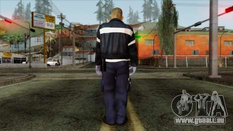 GTA 4 Skin 44 pour GTA San Andreas deuxième écran