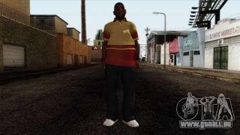 GTA 4 Skin 90 pour GTA San Andreas