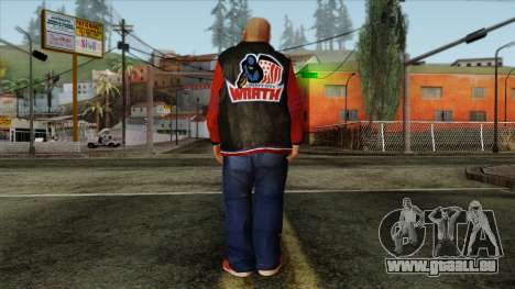 GTA 4 Skin 69 für GTA San Andreas zweiten Screenshot