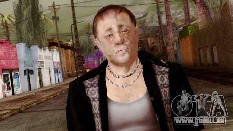 GTA 4 Skin 76 pour GTA San Andreas troisième écran