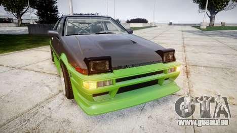 Toyota AE86 pour GTA 4