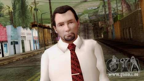 GTA 4 Skin 36 pour GTA San Andreas troisième écran