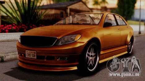 GTA 5 Schafter für GTA San Andreas