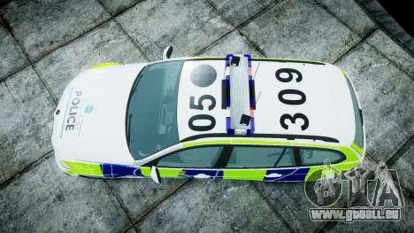 BMW 3 Series Touring E91 [ELS] für GTA 4 rechte Ansicht