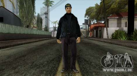 Police Skin 3 pour GTA San Andreas
