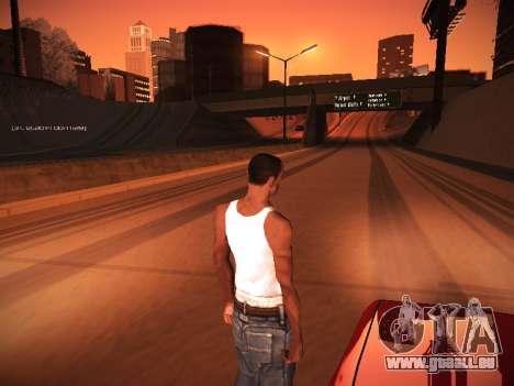 ENB v.14 pour GTA San Andreas septième écran