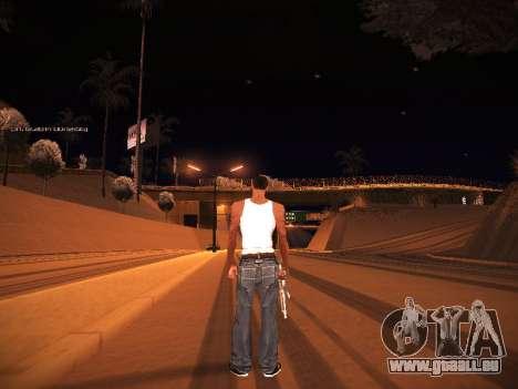 ENB v.14 für GTA San Andreas achten Screenshot