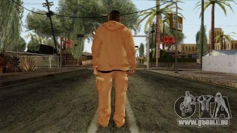 GTA 4 Skin 30 für GTA San Andreas zweiten Screenshot