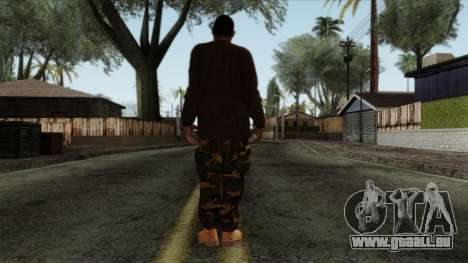 GTA 4 Skin 79 pour GTA San Andreas deuxième écran