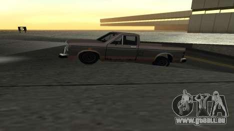 La nouvelle physique des machines pour GTA San Andreas quatrième écran