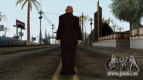 GTA 4 Skin 92 pour GTA San Andreas deuxième écran
