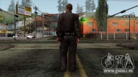 GTA 4 Skin 39 pour GTA San Andreas deuxième écran