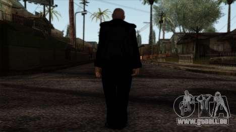 GTA 4 Skin 34 pour GTA San Andreas deuxième écran