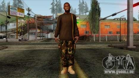 GTA 4 Skin 79 pour GTA San Andreas